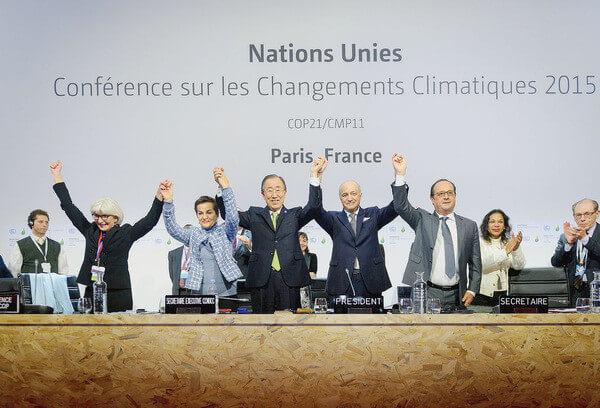 Visuel Accord de Paris : 5 ans pour quoi ?