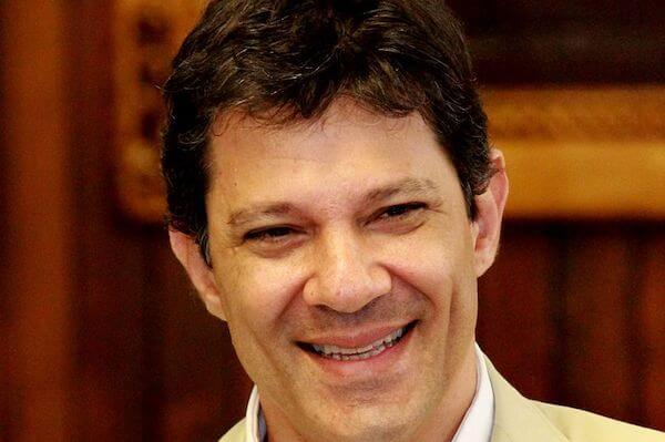 Visuel Brésil : pourquoi nous soutenons Fernando Haddad