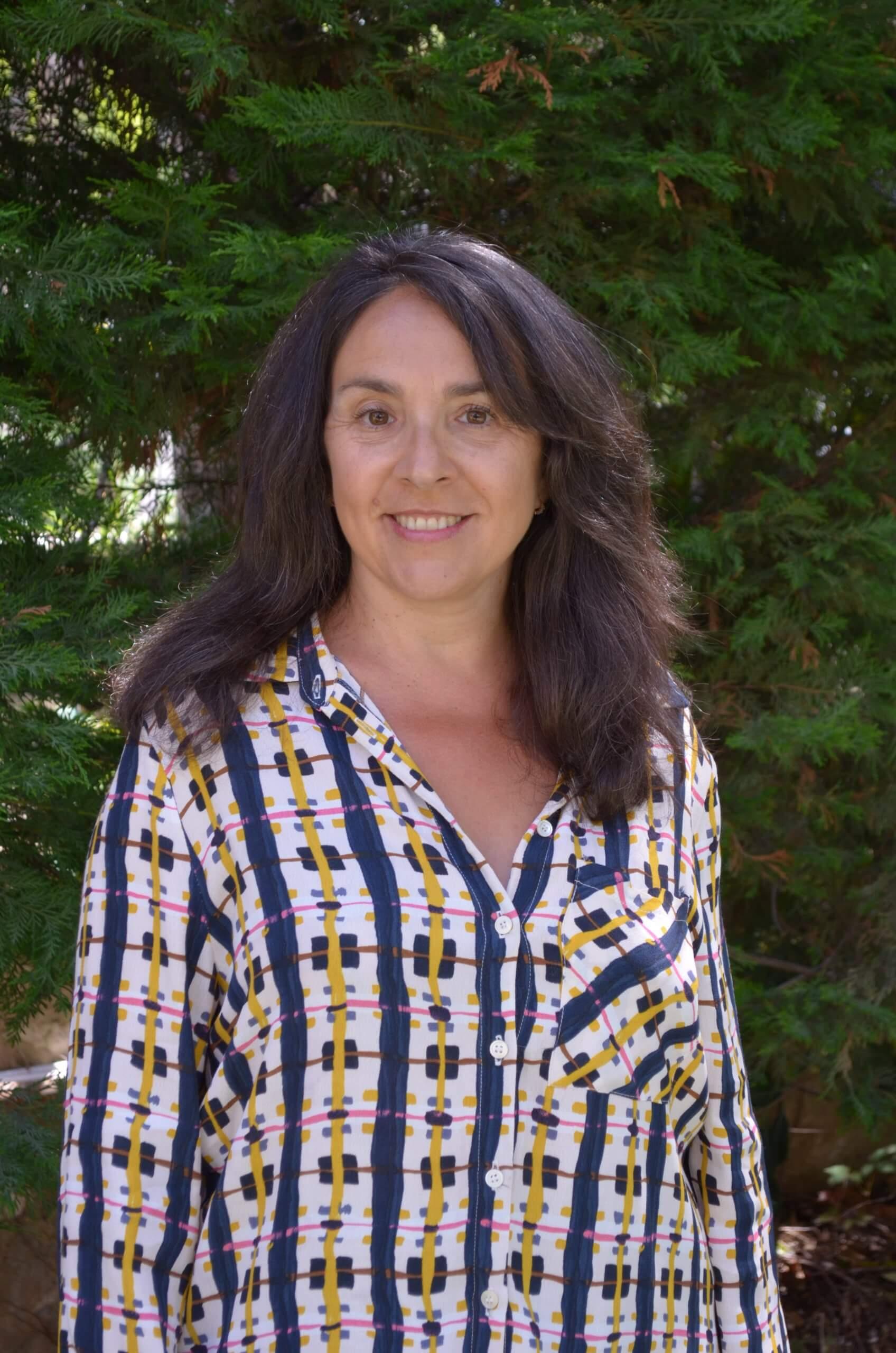 Visuel Carmen Avila  «On ne peut pas faire société lorsqu'elle celle-ci est inégalitaire. «